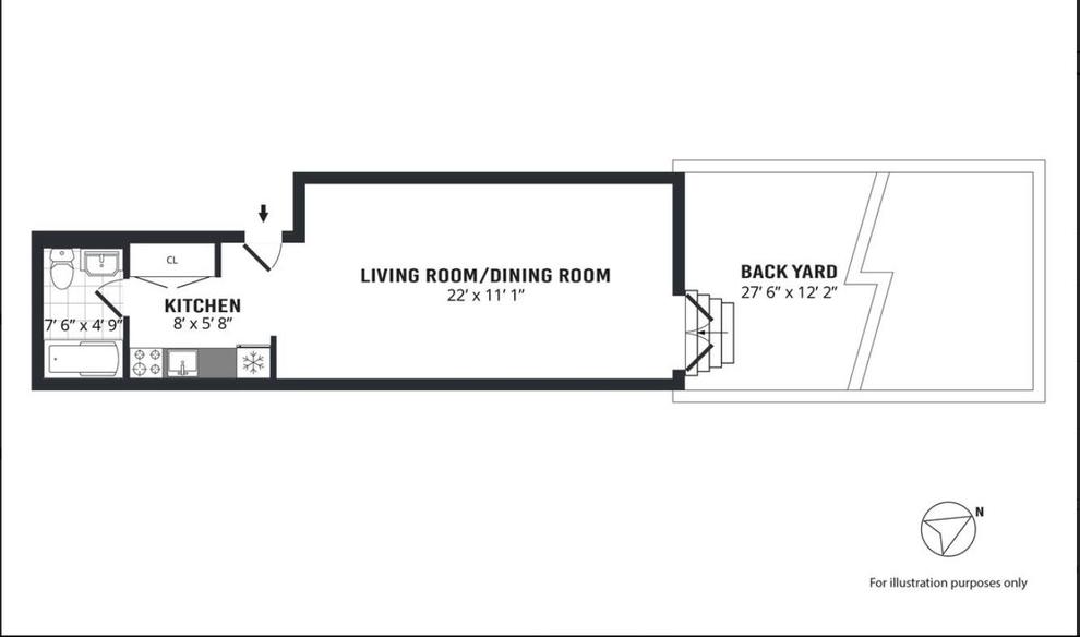 Unit 1D at 203 East 89th Street, New York, NY 10128