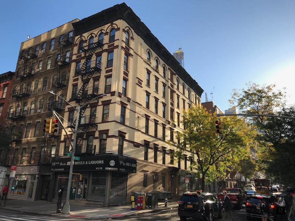 812 10th Avenue 5cd New York Ny 10019 Sales Floorplans