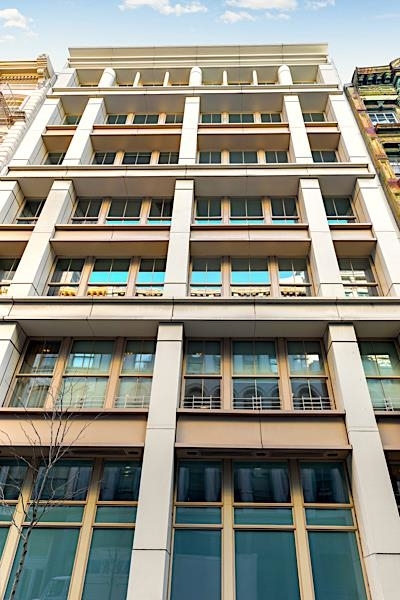 Building at 51 Walker Street, New York, NY 10013
