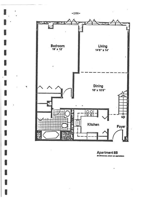 Unit 8B at 135 West 70th Street, New York, NY 10023