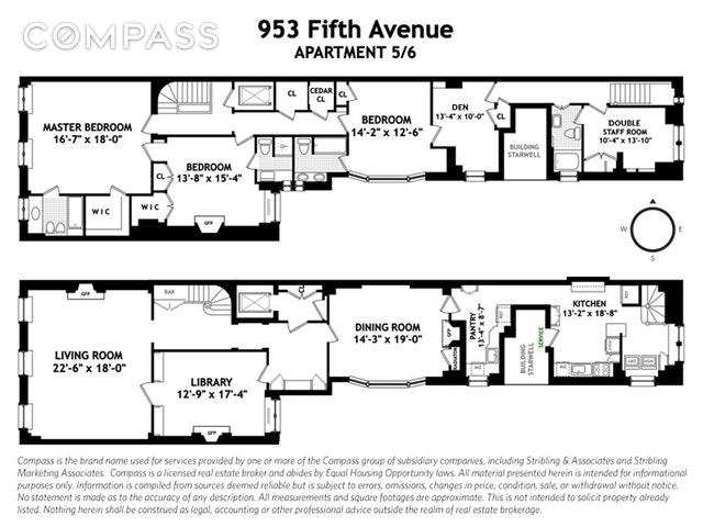 Unit 56 at 953 5th Avenue, New York, NY 10021