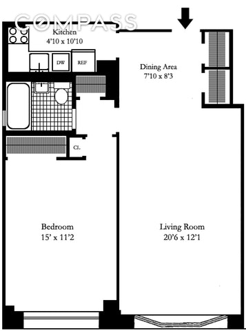 Unit 2D at 335 East 51st Street, New York, NY 10022